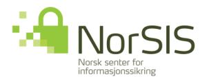 NorSIS logo